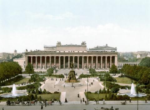 Altes Museum Berlijn