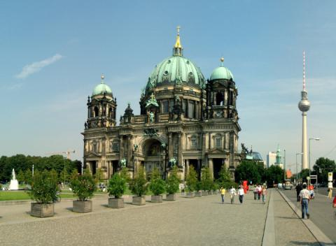 Dom van Berlijn (Kathedraal) Bezienswaardigheden Berlijn