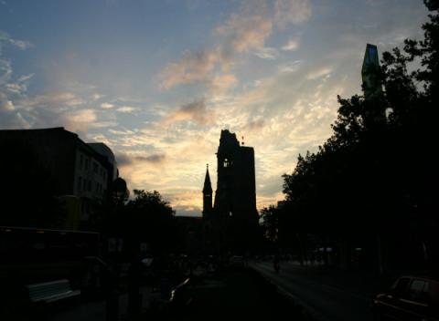 Gedachtniskirche Bezienswaardigheden Berlijn