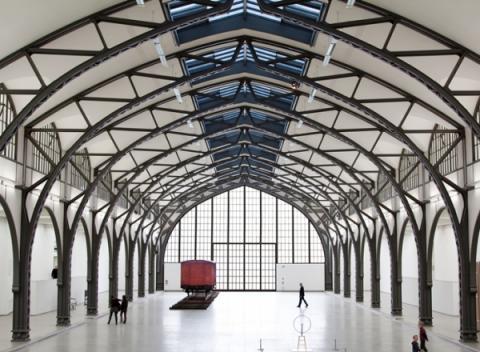 Hamburger Bahnhof Museum Berlijn