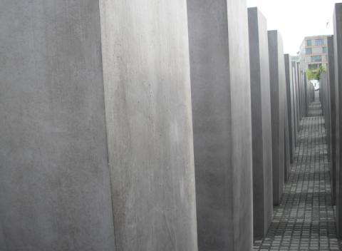 Holocaust Monument Berlijn