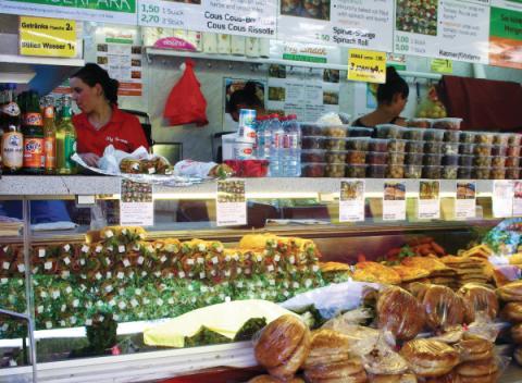 Markt Berlijn