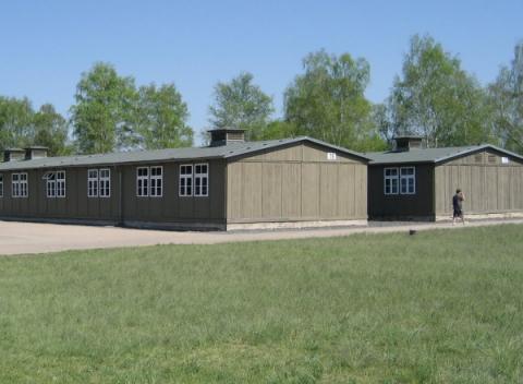 Concentratiekamp Berlijn (Sachsenhausen)