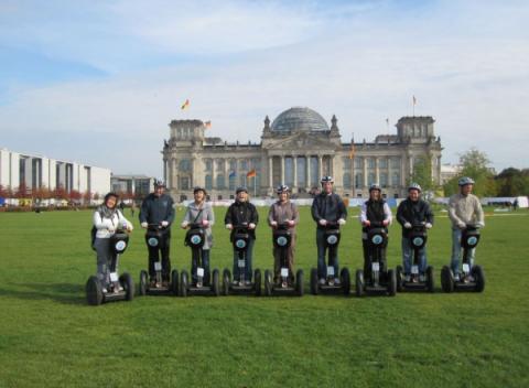 Segway tour Berlijn