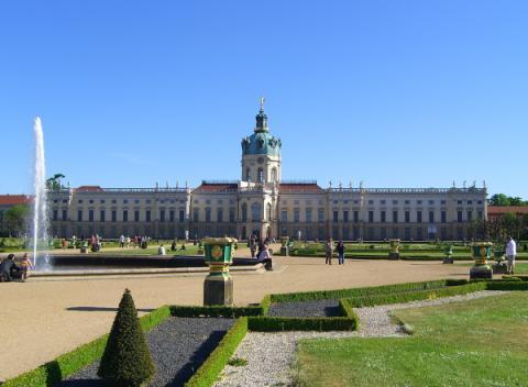 Slot Charlottenburg Bezienswaardigheden Berlijn