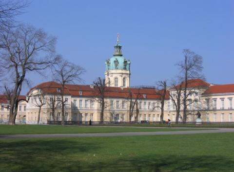 Slot Charlottenburg Berlijn