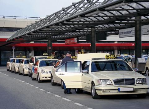 Taxi Berlijn