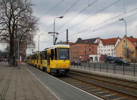 Tram Berlijn (Openbaar Vervoer)