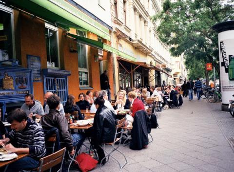 Uit eten Berlijn
